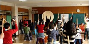 出張和太鼓教室